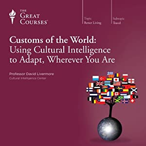 Customs of the World: Using Cultural Intelligence to Adapt, Wherever You Are Vortrag