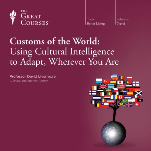 Custom Recording (Customs of the World: Using Cultural Intelligence to Adapt, Wherever You Are)