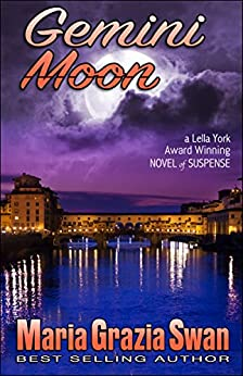 Gemini Moon: Murder under The Italian Moon (Lella York Mysteries Book 1) by [Swan, Maria Grazia]