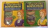 THE MAGIC SCHOOL BUS SCIENCE ADVENTURES BONUS PACK VOLUMES 1 AND 2 (CD-ROM)