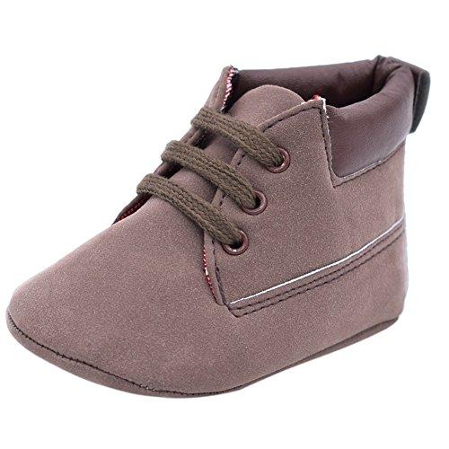 Etrack-Online  Baby Sneakers, Baby Jungen Lauflernschuhe Braun