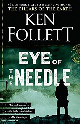 book cover of Eye of the Needle