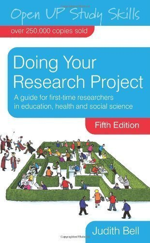 Download By Judith Bell: Doing Your Research Project (Open Up Study Skills) Fifth (5th) Edition ebook