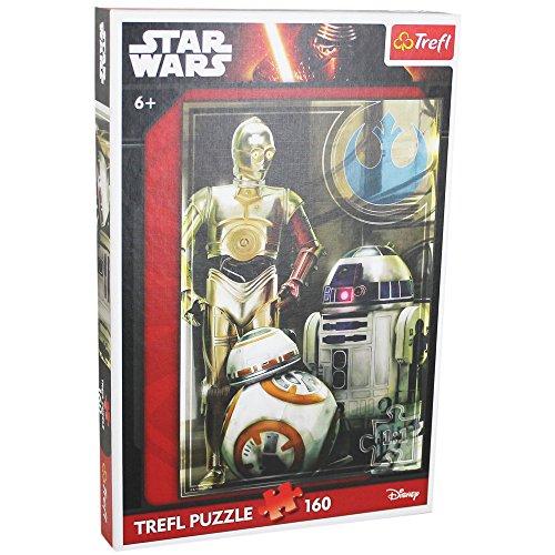 Trefl Star Wars Episode Vii Droids Puzzle (160 Pieces)
