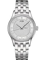 MIDO Women's Automatic Watch Belluna M0012301103691 with Metal Strap