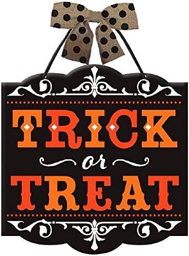 Amazon.com: New Age Scare fiesta de Halloween Truco o trato ...