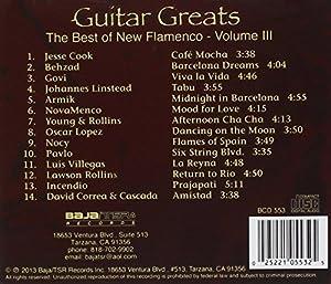 Guitar Greats: The Best Of Flamenco, Volume III
