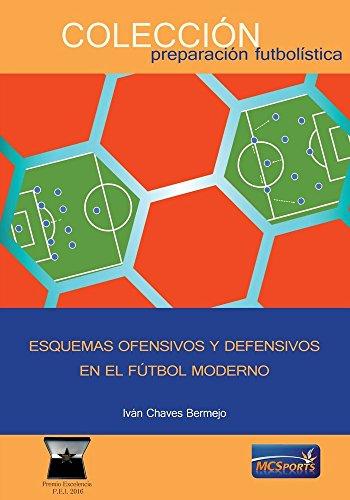 Esquemas ofensivos y defensivos en el fútbol moderno por Chaves Bermejo, Iván