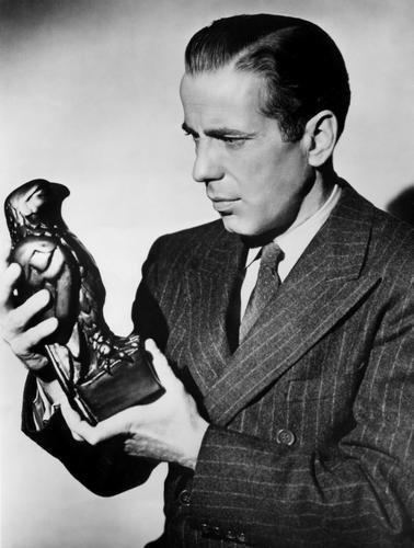 Maltese Falcon Movie Poster Humphrey Bogart