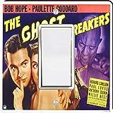 Rikki Knight 3710 Single Rocker Vintage Movie Posters Art Ghost Breakers 2 Design Light Switch Plate