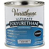 Varathane 200261H Water-Based Ultimate Polyurethane, Half Pint, Satin Finish, 8 Fl Oz
