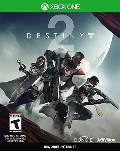 From the makers of the acclaimed hit game Destiny, comes the much-anticipated sequel. An action shooter that takes you on an epic journey across the solar system. Humanity's last safe city has fallen to an overwhelming invasion force, led by ...