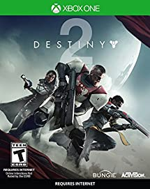 Amazon destiny 2 xbox one standard edition video games destiny 2 xbox one standard edition sciox Choice Image