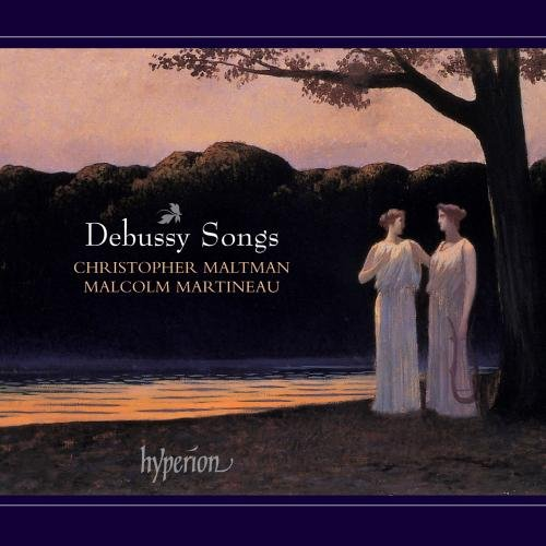 Price comparison product image Debussy: Songs - Vol.1