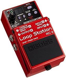 boss rc 3 loop station pedal musical instruments. Black Bedroom Furniture Sets. Home Design Ideas