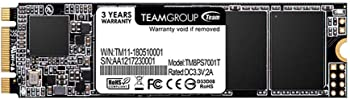Team Group MS30 M.2 1TB Internal Solid State Drive