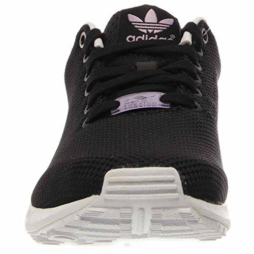 Adidas Original Femmes Zx Flux W Tisser W Style De Vie Runner Sneaker Noir