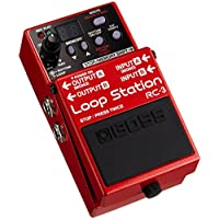 BOSS Audio RC-3 Loop Station Pedal