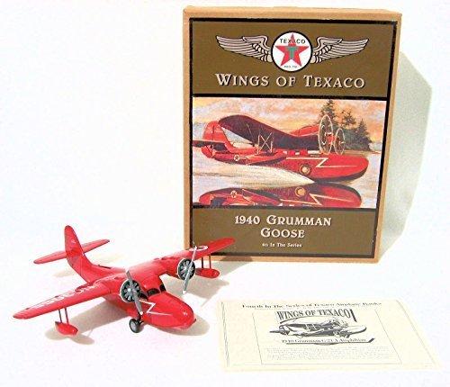 wings-of-texaco-4th-in-the-series-1940-grumman-goose-die-cast-model-coin-bank