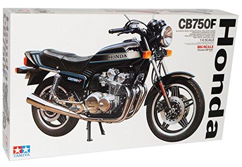 Honda CB750F 1979 Kit Bausatz 1/6 Tamiya Modell Motorrad Modell Auto