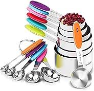 U-Taste Measuring Cups and Spoons Set