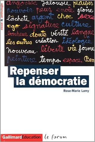 En ligne Repenser la démocratie epub pdf