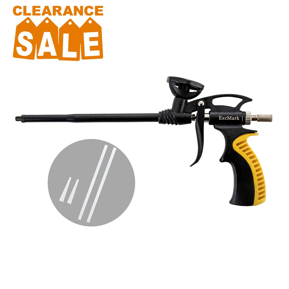 Amazon.com: ExcMark Expanding Foam Gun Dispensing Foam Gun ...