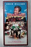 Jumanji -- Robin Williams -- VHS Tape