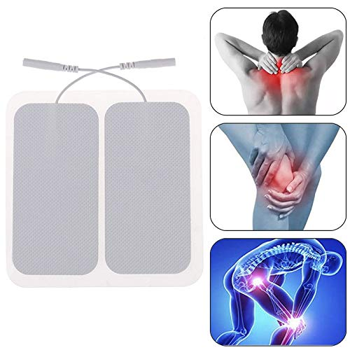 OudysCare TENS Unit Electrodes Replacement Pads - 10-Pcs 2