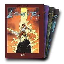 LANFEUST DE TROY OR COFFRET 3 VOLUMES(T05-T06-T07)