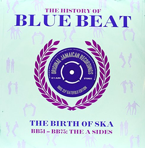 HISTORY OF BLUEBEAT / VARIOUS (UK)