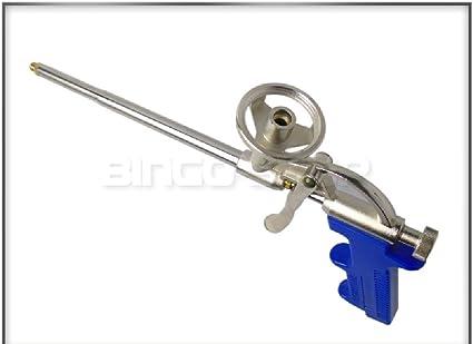 Pistola de espuma de pistola para la construcción de la pistola de espuma de poliuretano para