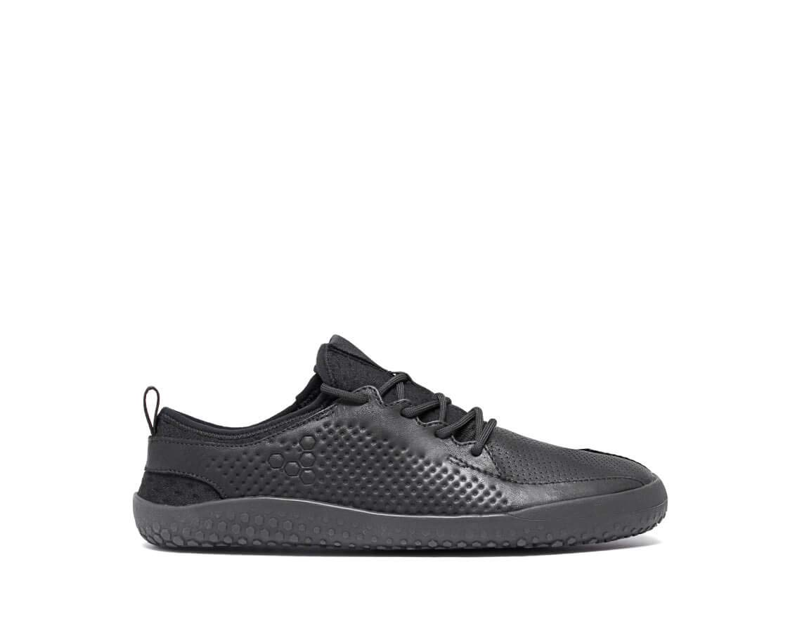 Vivobarefoot Kid's Primus School - Leather Black - 37