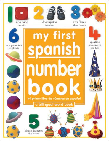 Download My First Number Book: Spanish/English (My First series, Bilingual) PDF