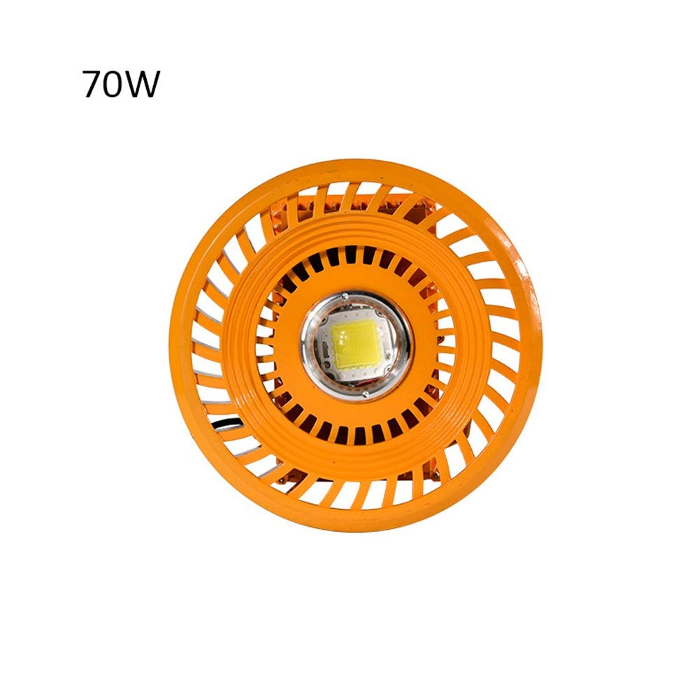 70W LED Proyectores impermeables Aluminio fundido con cubierta de ...