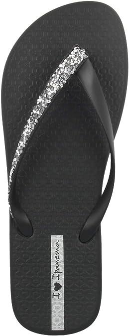 Ipanema Glam Slide Crystal Tongs//Sandales de Plage pour Femmes