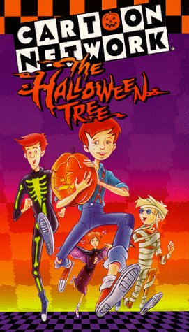 The Halloween Tree [VHS] -