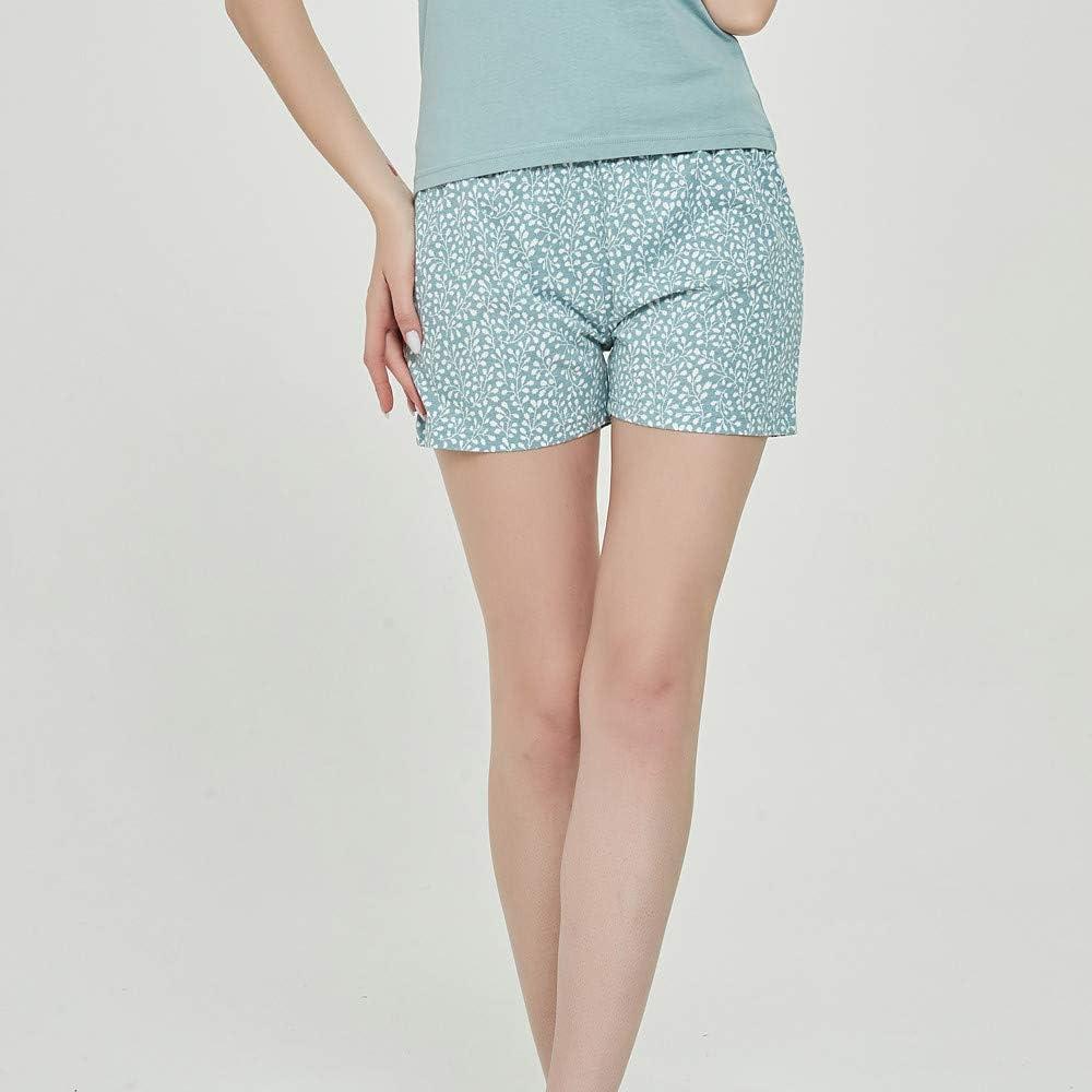 PimpamTex – Pijama Mujer de Verano, Conjunto 2 Piezas Camiseta de Tirantas y Pantalón Corto, 100% Algodón Suave y Transpirable, Diseños Originales y ...