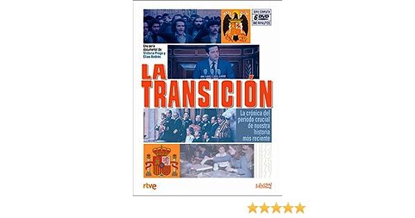 La Transición: La Crónica Del Período Crucial De Nuestra Historia Más Reciente DVD: Amazon.es: Elías Andrés, Itziar Aldasoro: Cine y Series TV