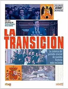 La Transición: La Crónica Del Período Crucial De Nuestra Historia Más Reciente [DVD]