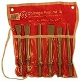 Chicago Pneumatic CA155807 6 Piece Chisel Kit