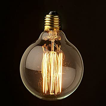 Buy Decorative Filament Edison Bulb (Warm White) Online At Low Prices In  India   Amazon.in