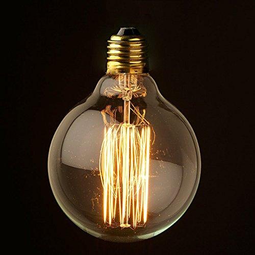 Lexton G80E27BULBL Filament Edison Bulb (Warm White)