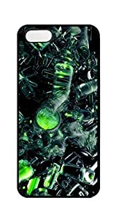 Custom Personalized Green Bottles hard PC For SamSung Galaxy S6 Phone Case Cover men