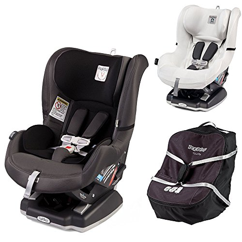 Peg Perego Primo Viaggio Infant Convertible Car Seat w Car S