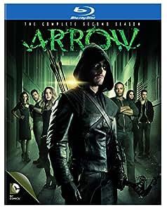 Arrow: Season 2 [Blu-ray]