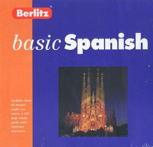 Berlitz Basic Spanish (Book & Cassette) (Spanish Edition) from Brand: Berlitz Guides