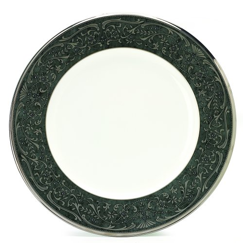 Noritake Silver Palace Accent Plate, 9-inches