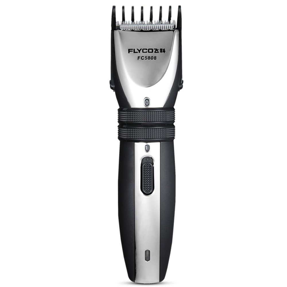 HaloVa Hair Clipper, Cordless Rechargeable Electric Hair Trimmer, Safety Convenient Self-haircut Kit Hair Shaver, for Man Woman Girls Boys Children