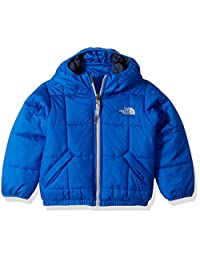 The North Face Little Boys' Reversible Perrito Jacket (Sizes 4 - 7) - bright cobalt blue, 6